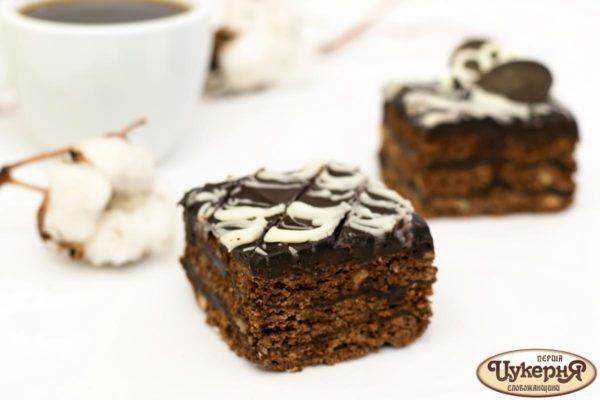 Пирожное Шоколадная роскошь