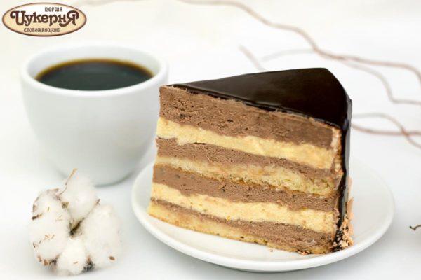 Тортик к чашке кофе