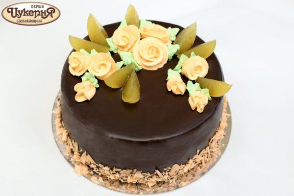 Андалузский торт с апельсином