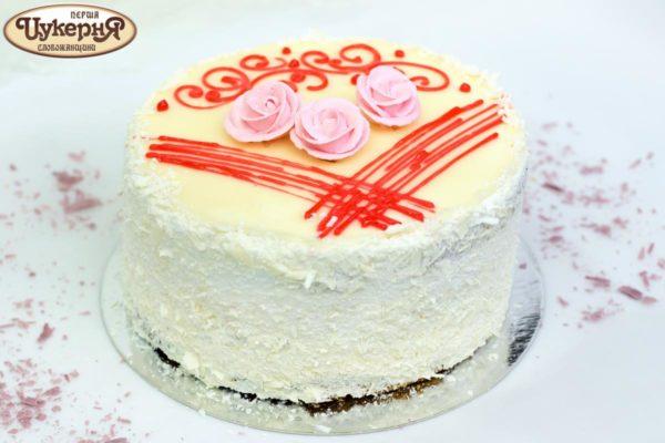Фруктовый торт Финезия