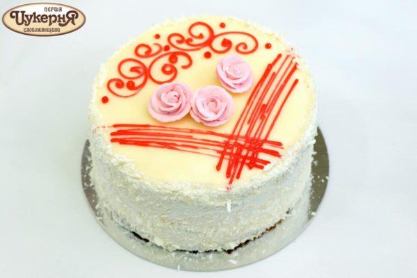 Украшение торта Финезия