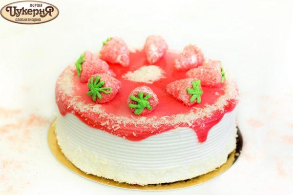 Торт Клубничный бриз
