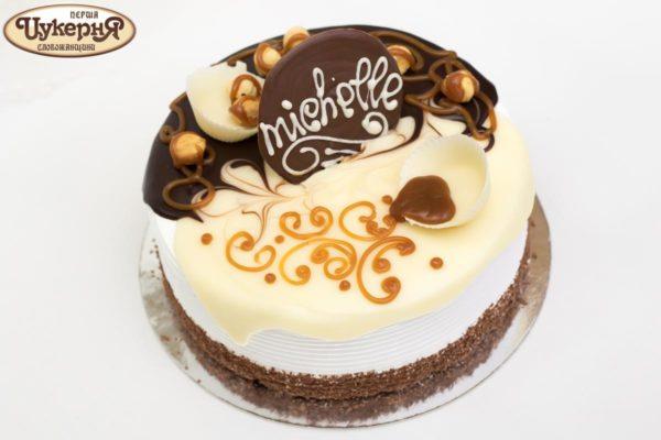 Ореховый торт Мишель
