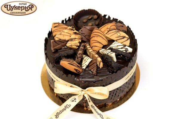 Праздничный торт Мокко