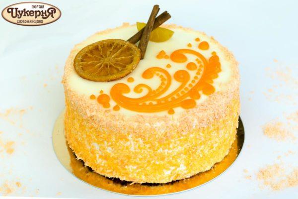 Торт Оранж